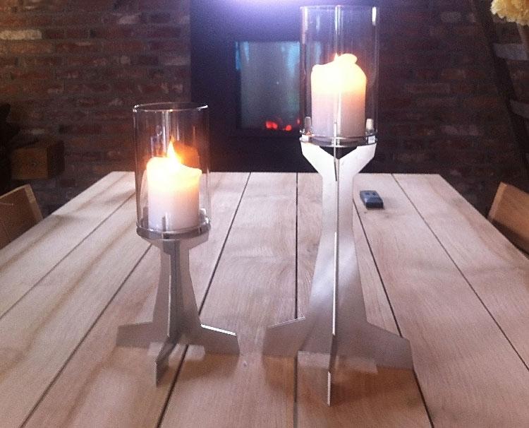 Kandelaar Tafel en Staand op tafel